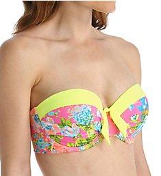 Prima Donna Pool Party Strapless Padded Bikini Swim Top 4002317