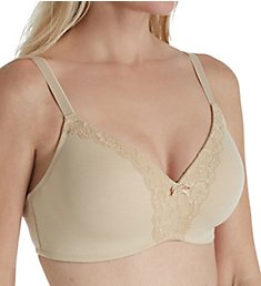 QT Heavenly Wireless Padded Bra 55002