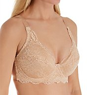 QT All Over Lace Bra Underwire Bra 5554Q