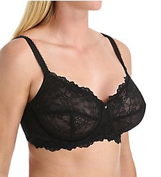 QT Laura Lace 3 Part Cup Bra 55772