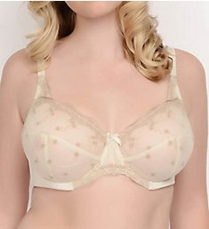 QT Emily Sheer Lace Bra 55823
