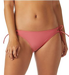 Raisins Samba Solids Sweet Tie Side Brief Swim Bottom A710019
