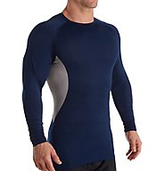 Russell Long Sleeve Compression Shirt CL7PNM0