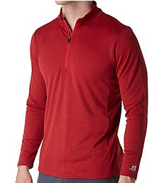 Russell Men's 1/4 Zip Pull Over QZ7EAM0