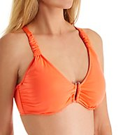 Seafolly F(D4) Cup U Halter Swim Top 30609F