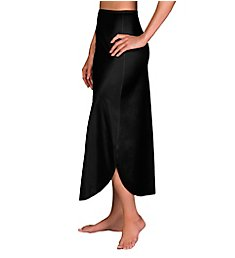 Shadowline Nylon Essentials Double Slit 1/2 Slip 2116
