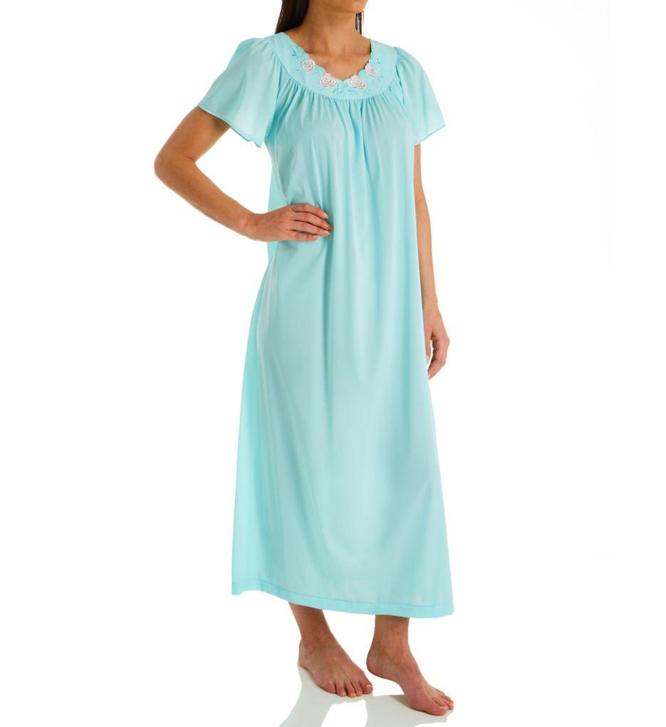 Shadowline Petals 53 Inch Gown 32280