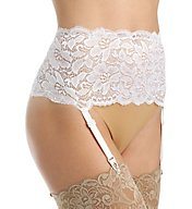 Shirley of Hollywood Stretch Lace Garterbelt 20146