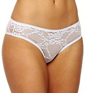 Shirley of Hollywood Lace Open Front Panty 54