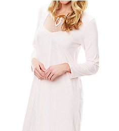 Softies by Paddi Murphy Dottie 3/4 Sleeve Short Gown 5098-4