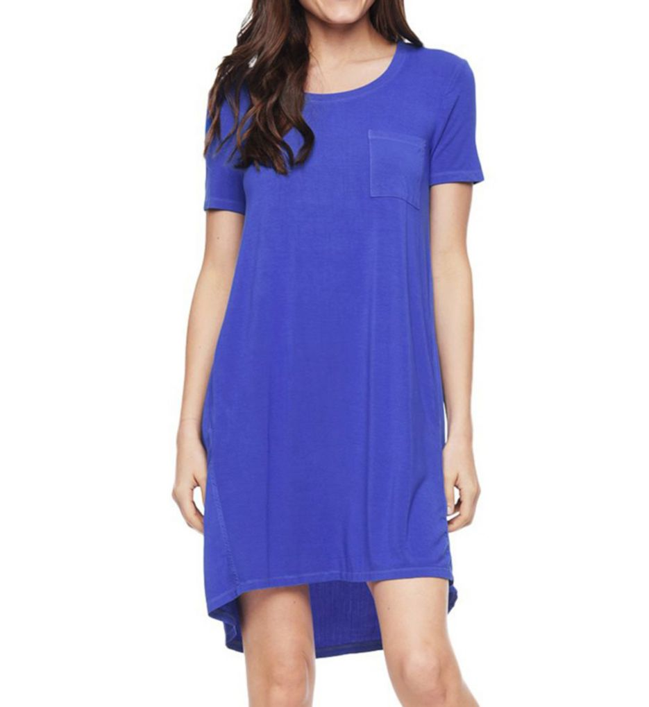 Splendid Rayon Jersey Short Sleeve Dress SD9959