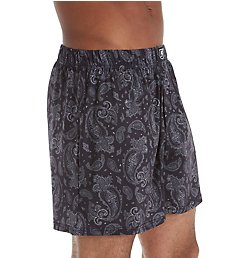 Stacy Adams Moisture Wicking ComfortBlend Fashion Boxer Short SA1003