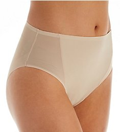 TC Fine Intimates Wonderful Edge Micro Mesh Hi-Cut Panty A4-124