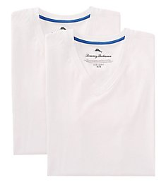Tommy Bahama Stretch Cotton Comfort V-Neck T-Shirts - 2 Pack 2161040