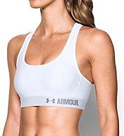 Under Armour HeatGear Armour Crossback Mid-Impact Sports Bra 1276503