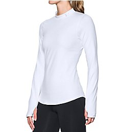 Under Armour ColdGear Armour Fitted Mock Neck Long Sleeve Shirt 1298262
