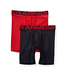 Under Armour Tech 9 Inch Boxerjocks - 2 Pack 1327420