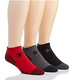 Under Armour Elevated Performance No Show Socks - 3 Pack U255