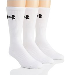 Under Armour Elevated Performance Crew Socks - 3 Pack U257