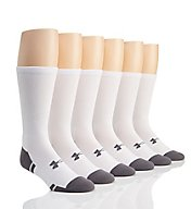 Under Armour Resistor 3.0 Crew Socks - 6 Pack U292