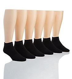 Under Armour Charged Cotton 2.0 Lo Cut Socks - 6 Pack U319