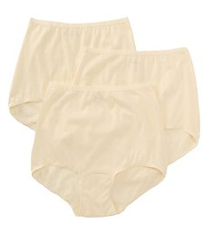 Vanity Fair Lollipop Brief Panty - 3 Pack 15361