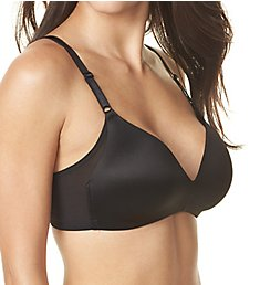 Warner's No Side Effects Wire-Free Contour Bra w/ Mesh Wing RM3481A