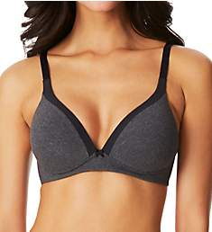 Warner's Invisible Bliss Cotton Wirefree Bra with Lift RN0141A