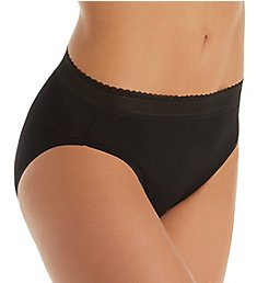 Warner's Breathe Freely Hi-Cut Brief Panty RT4901P