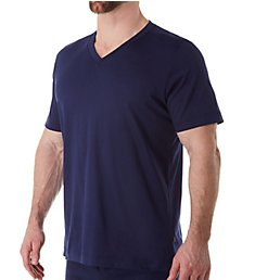 Zimmerli Epic Journey V-Neck T-Shirt 249953