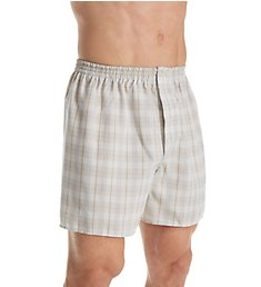 Zimmerli Poetic Botanicals Plaid Boxer Short 4712-01